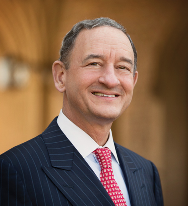 Chancellor Mark S. Wrighton