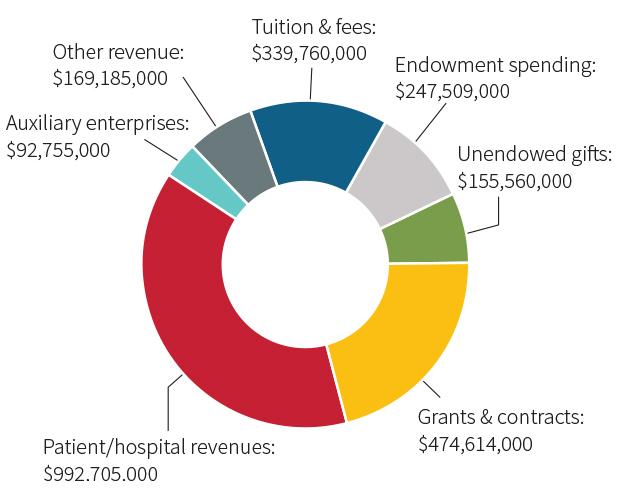 chart - 2014 revenues