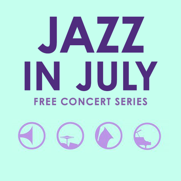 Jazz in July free concert series