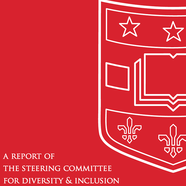 A report of the steering committee for diversity and inclusion