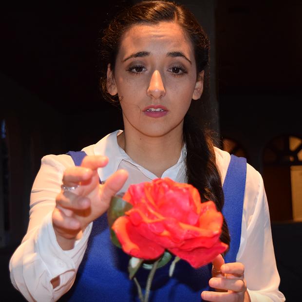Hayley Motowski as Belle