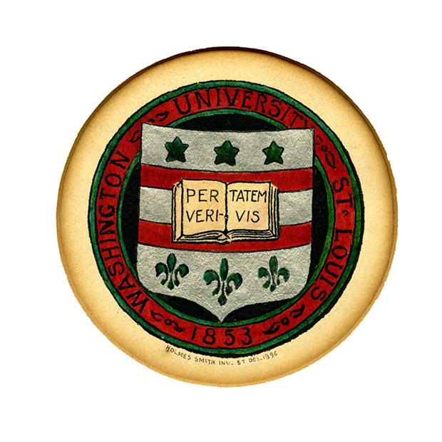 WashU's emblem
