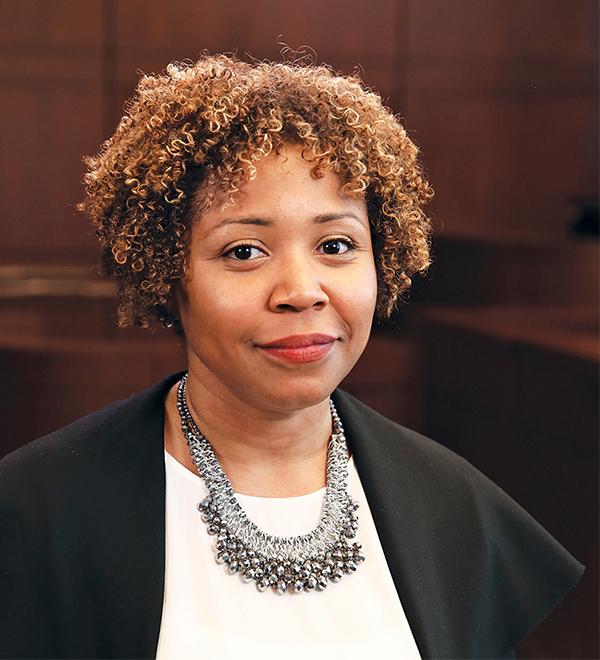 Hon. Shirley Padmore Mensah
