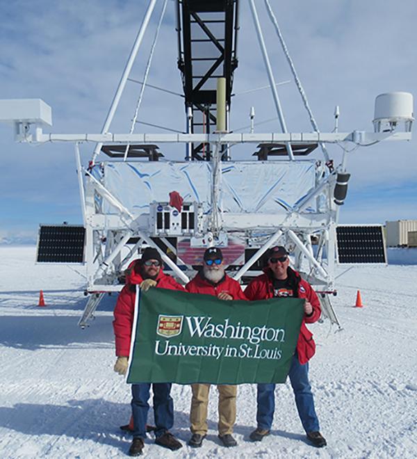 Cosmic Ray Telescope