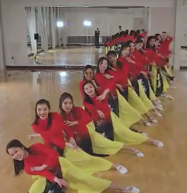LNYF 2019 Lotus Dance