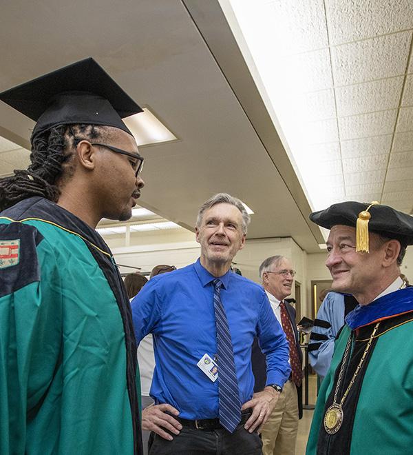 Graduation at Missouri Eastern Correctional Center