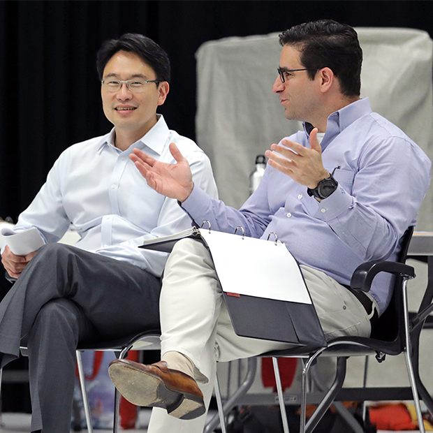 Albert Kim and Eric Leuthardt