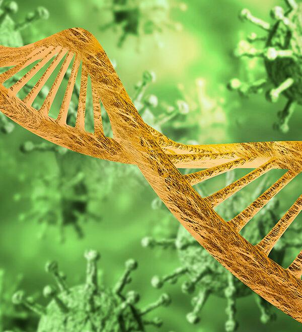 COVID genetics study at WashU